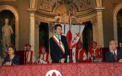 Renzi: «Il compito di Firenze è combattere la sfiducia»