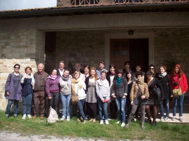 Gli studenti dell'Isia di Firenze