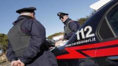 I carabinieri hanno fermato l'autista di uno scuolabus non in regola