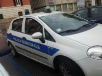 I rilievi sono stati effettuati dalla polizia municipale di Rignano