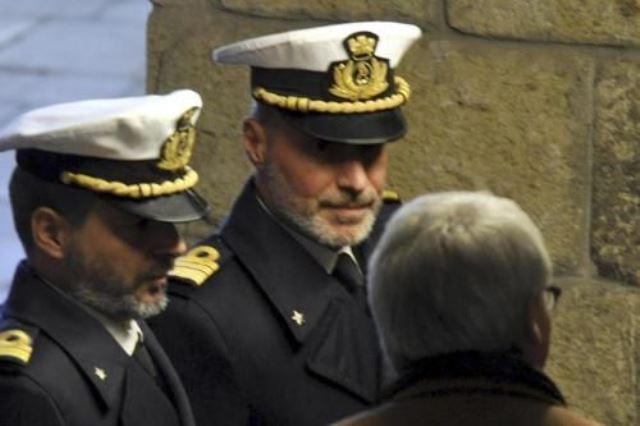 Il capitano Gregorio De Falco