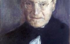 Esposto per la prima volta il ritratto di Don Facibeni di Annigoni