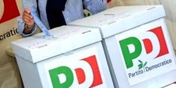 Il voto per le primarie del Pd