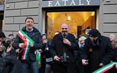 Inaugurato nuovo punto vendita Eataly in via Martelli