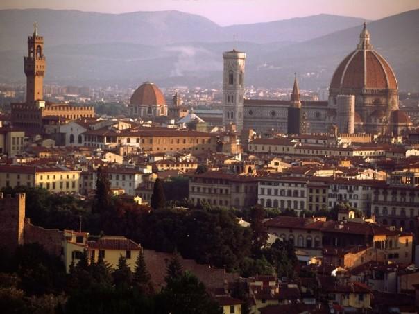 La città di Firenze