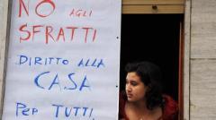 La piaga degli sfratti in Toscana