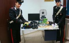 Furti nelle case di Ponsacco e Crespina, fermata banda di albanesi