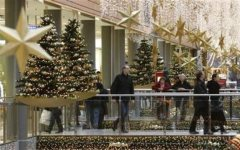Natale: -11,4% di regali, -8% di consumi