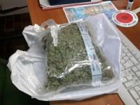 Marijuana sequestrata e due arresti eseguiti