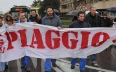 Piaggio di Pontedera: mille esuberi, l'azienda chiede contratti di solidarietà