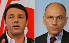 Riforme, patto tra Letta e Renzi