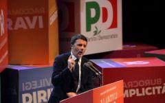 Renzi e la sua voglia di cambiare l'Italia
