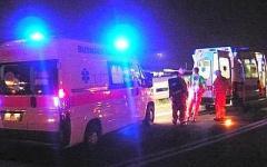 Livorno: schianto nella notte, grave motociclista