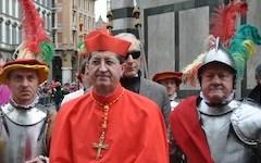 Papa Francesco chiama il cardinal Betori nel Pontificio Consiglio per i Laici