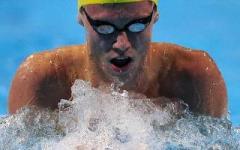 Nuoto, il livornese Turrini medaglia di bronzo agli europei