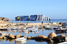 Costa Concordia (foto Firenze Post)
