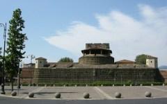 La Fortezza da Basso a Firenze ospita Pitti Uomo