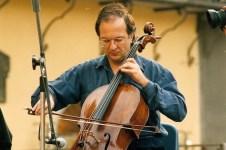 Il violoncellsta George Georgescu