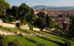 Gli studenti stranieri scoprono i segreti dei giardini di Firenze