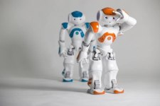 Robot umanoidi a Pisa