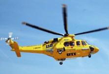 L'elicottero Pegaso del 118