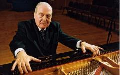 Firenze, Teatro della Pergola: il leggendario Ciccolini in concerto sabato 18 ottobre con l'Orchestra del Maggio