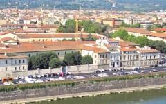 Firenze: ex caserma De Laugier, parte la ristrutturazione