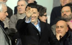 Calcio: il Rignano (squadra del paese di Matteo Renzi) promosso in serie D