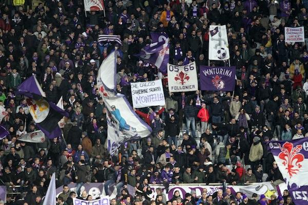 ACF Fiorentina- Atalanta-Tifosi