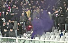 Fiorentina, Daspo per quattro tifosi viola