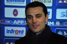 Vincenzo Montella a Cagliari