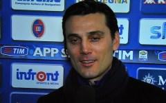 Montella: «Fiorentina, speriamo almeno sia un ko salutare»