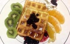 I waffles o gaufres: ricetta ricca di gusto