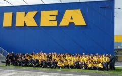 Ikea, folla a  Pisa per un'apertura attesa 9 anni