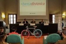 La presentazione di Bancadinamica presso la sede della Cassa di Risparmio di san Miniato