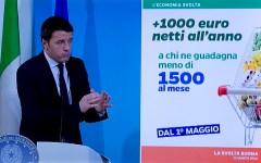 Superpiano Renzi: la Borsa applaude, Draghi critica