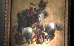 Uffizi, Sgarbi attacca: «Quella tavola Doria è una patacca!»