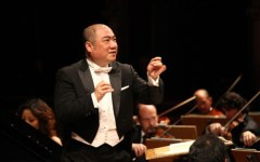 Firenze accoglie il concerto di Xu Zhong