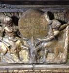 Pulpito di Donatello (part.), Basilica di San Lorenzo
