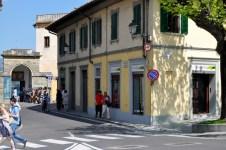 Il nuovo sportello è lungo il percorso museale per arrivare al Teatro Romano di Fiesole