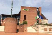 La Direzione Generale di ChiantiBanca a San Casciano Val di Pesa