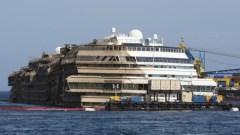 Concordia, a giorni verrà scelto il porto dove smaltire la nave