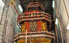 Pasqua a Firenze: i segreti del «Carro del fuoco» pronto per lo scoppio