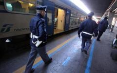 Firenze, perde il figlio di 8 anni sul treno. La Polfer la aiuta a ritrovarlo