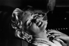Marilyn Monroe, New York, 1956 - Elliott Erwitt