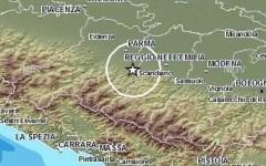 Terremoto: 10 scosse in 4 ore tra Parma e Reggio Emilia