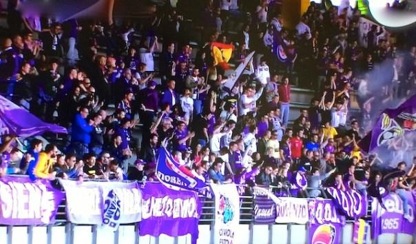 I tifosi della Fiorentina