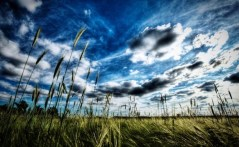 Nuvole e sole in Toscana