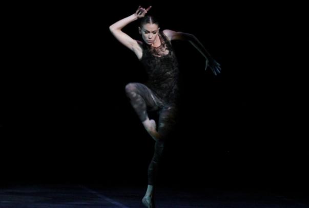 Eleonora Abbagnato, ospite d'onore in Omaggio in Viola a Firenze
