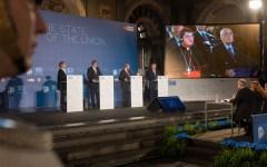 Napolitano a Firenze per l'Europa, va anche ad applaudire Mehta
